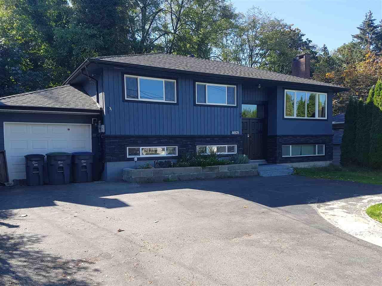 """Main Photo: 14878 GLEN AVON Drive in Surrey: Bolivar Heights House for sale in """"BIRDLAND"""" (North Surrey)  : MLS®# R2312330"""