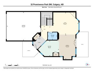 Photo 43: 32 Prominence Park SW in Calgary: Patterson Row/Townhouse for sale : MLS®# A1112438