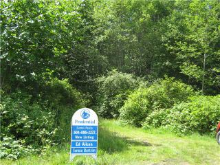 Photo 4: BLOCK 7 GOLF COURSE RD in Sechelt: Sechelt District Land for sale (Sunshine Coast)  : MLS®# V834530