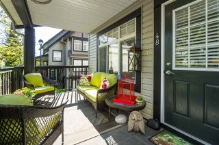 """Photo 18: 48 19448 68 Avenue in Surrey: Clayton Townhouse for sale in """"NUOVO"""" (Cloverdale)  : MLS®# R2365136"""