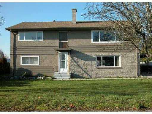 Main Photo: 9811 NO 4 ROAD in : Saunders House for sale : MLS®# V860044