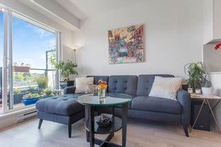 """Photo 5: 404 2141 E HASTINGS Street in Vancouver: Hastings Condo for sale in """"THE OXFORD"""" (Vancouver East)  : MLS®# R2579548"""
