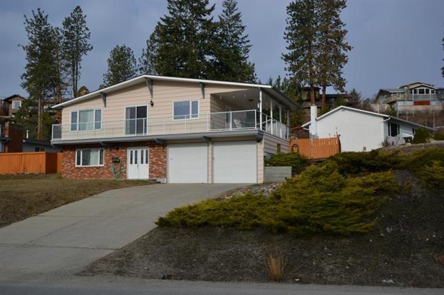Main Photo: 3348 McGinnis Road in West Kelowna: Glenrosa House for sale : MLS®# 10078653