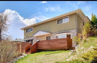 Main Photo: 4515 Stanley Road SW in Calgary: Parkhill Semi Detached for sale : MLS®# A1103563