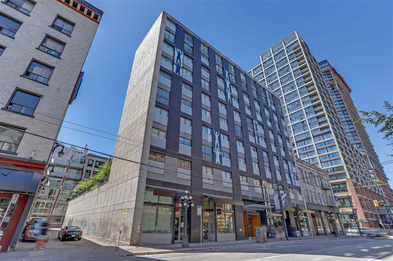 """Main Photo: 604 66 W CORDOVA Street in Vancouver: Downtown VW Condo for sale in """"60 WEST CORDOVA"""" (Vancouver West)  : MLS®# R2284612"""
