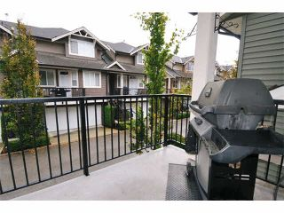 """Photo 15: 5 11720 COTTONWOOD Drive in Maple Ridge: Cottonwood MR Townhouse for sale in """"COTTONWOOD GREEN"""" : MLS®# V1106840"""