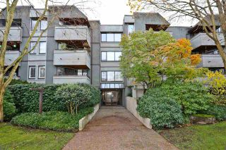 "Photo 2: 309 1476 W 10TH Avenue in Vancouver: Fairview VW Condo for sale in ""SOUTH GRANVILLE PLACE"" (Vancouver West)  : MLS®# R2555871"