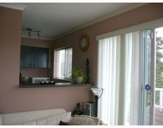 "Photo 4: 403 4181 NORFOLK Street in Burnaby: Central BN Condo for sale in ""NORFOLK PLACE"" (Burnaby North)  : MLS®# V766544"