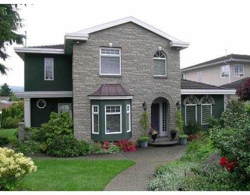 Main Photo: 1668 DELTA AV in Burnaby: Brentwood Park House for sale (Burnaby North)  : MLS®# V592362