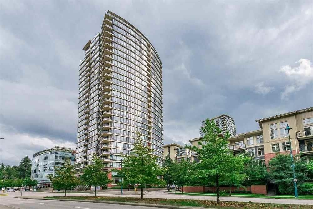 """Main Photo: 2103 110 BREW Street in Port Moody: Port Moody Centre Condo for sale in """"SUTERBROOK"""" : MLS®# R2588055"""