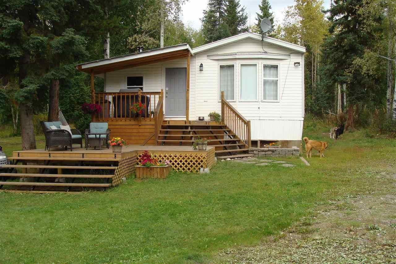 Main Photo: 8575 PETERSON ROAD in : Ness Lake Manufactured Home for sale : MLS®# R2105836
