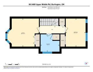 Photo 33: 60 3480 Upper Middle in Burlington: House for sale : MLS®# H4050300
