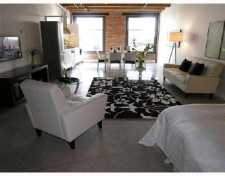 "Photo 3: 415 55 E CORDOVA Street in Vancouver: Downtown VE Condo for sale in ""KORET LOFTS"" (Vancouver East)  : MLS®# V723133"