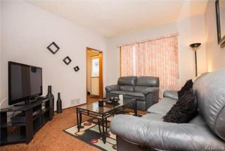 Photo 3: 709 Elgin Avenue in Winnipeg: Weston Residential for sale (5D)  : MLS®# 1730894