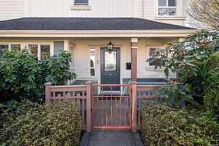 Photo 2: 7 1019 North Park St in : Vi Central Park Row/Townhouse for sale (Victoria)  : MLS®# 871444
