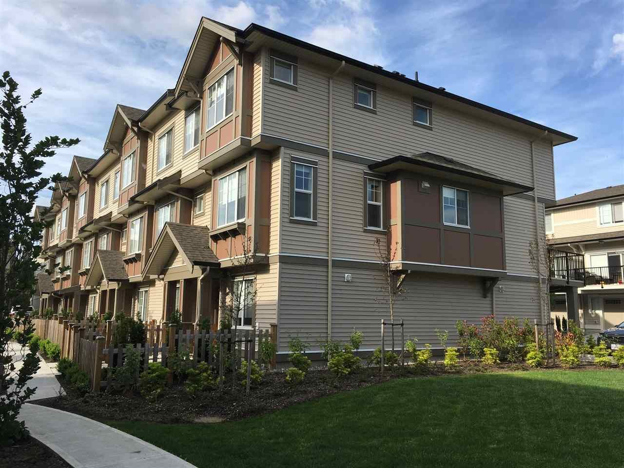 "Main Photo: 145 10151 240 Street in Maple Ridge: Albion Townhouse for sale in ""Albion Station"" : MLS®# R2173446"