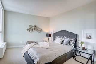 """Photo 12: 3302 488 SW MARINE Drive in Vancouver: Marpole Condo for sale in """"MARINE GATEWAY"""" (Vancouver West)  : MLS®# R2617197"""