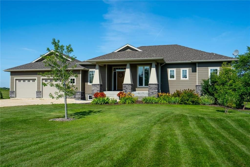 Main Photo: 4160 LORNE HILL Road: East St Paul Residential for sale (3P)  : MLS®# 202022453