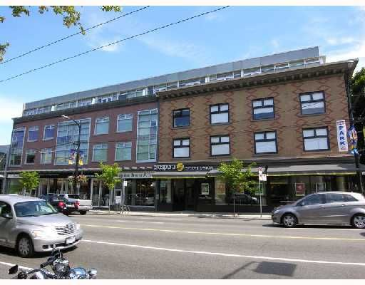 """Main Photo: 206 1477 W 15TH Avenue in Vancouver: Fairview VW Condo for sale in """"SHAUGHNESSY MANSIONS"""" (Vancouver West)  : MLS®# V676576"""