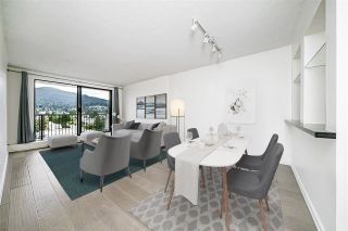 """Photo 2: 904 150 E 15TH Street in North Vancouver: Central Lonsdale Condo for sale in """"Lions Gate Plaza"""" : MLS®# R2583900"""