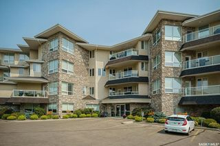 Photo 2: 310 405 Cartwright Street in Saskatoon: The Willows Residential for sale : MLS®# SK863649