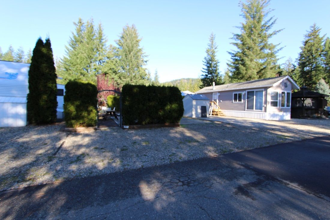 Main Photo: 68 3980 Squilax Anglemont Road in Scotch Creek: Recreational for sale : MLS®# 10218154
