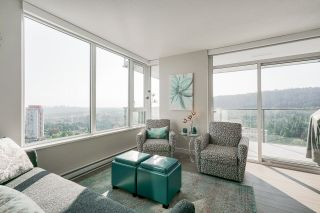 """Photo 8: 2702 570 EMERSON Street in Coquitlam: Coquitlam West Condo for sale in """"UPTOWN 2"""" : MLS®# R2600592"""