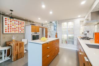 """Photo 4: 502 1529 W 6TH Avenue in Vancouver: False Creek Condo for sale in """"South Granville Lofts"""" (Vancouver West)  : MLS®# R2518906"""