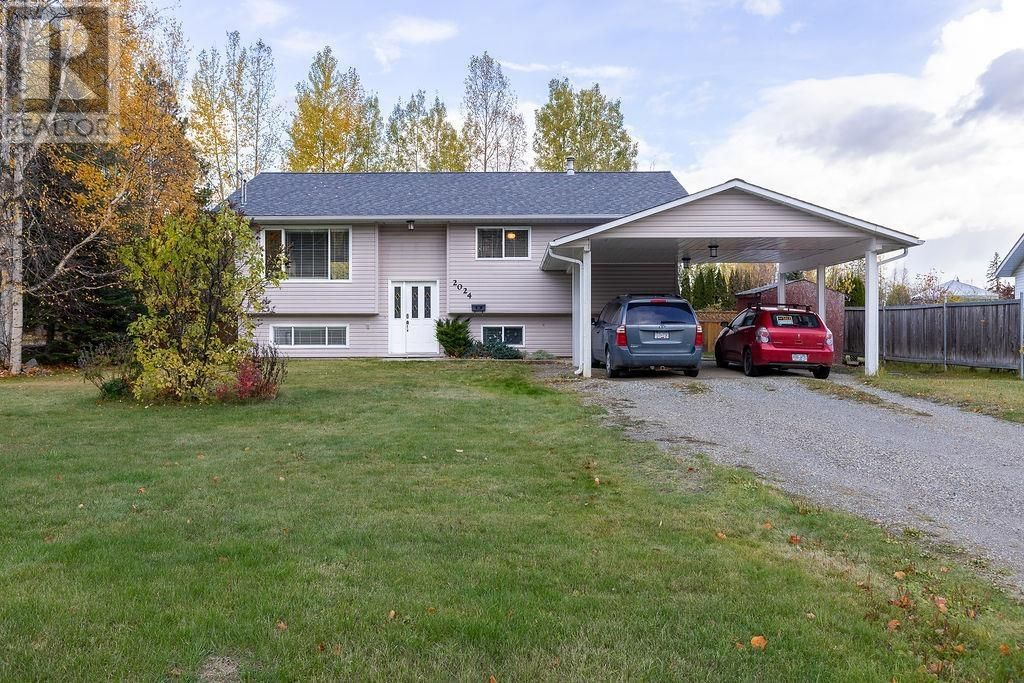 Main Photo: 2024 CROFT ROAD in Prince George: House for sale : MLS®# R2624627