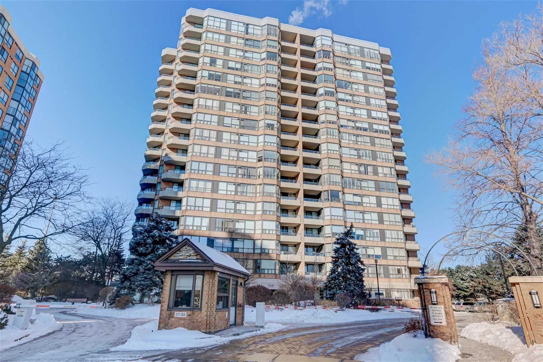 Main Photo: 912 268 Ridley Boulevard in Toronto: Bedford Park-Nortown Condo for sale (Toronto C04)  : MLS®# C4674412