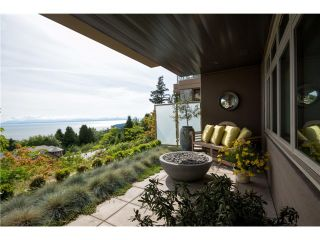 """Photo 10: # 103 2575 GARDEN CT in West Vancouver: Whitby Estates Townhouse for sale in """"AERIE 11"""" : MLS®# V1011354"""
