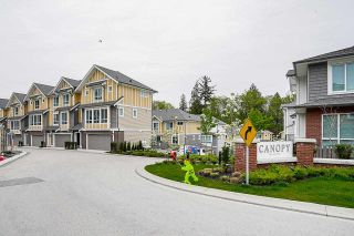 """Photo 40: 8 9688 162A Street in Surrey: Fleetwood Tynehead Townhouse for sale in """"CANOPY LIVING"""" : MLS®# R2573891"""
