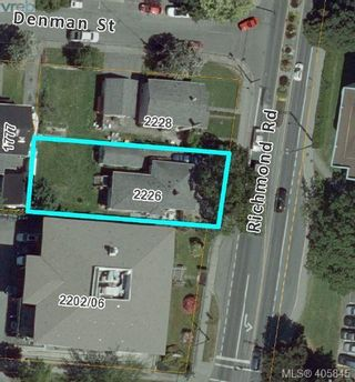 Photo 26: 2226 Richmond Rd in VICTORIA: Vi Jubilee House for sale (Victoria)  : MLS®# 806507