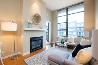 "Photo 3: 412 2263 REDBUD Lane in Vancouver: Kitsilano Condo for sale in ""TROPEZ"" (Vancouver West)  : MLS®# R2536194"
