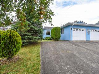 Photo 1: A 4689 Ashwood Pl in COURTENAY: CV Courtenay East Half Duplex for sale (Comox Valley)  : MLS®# 844175