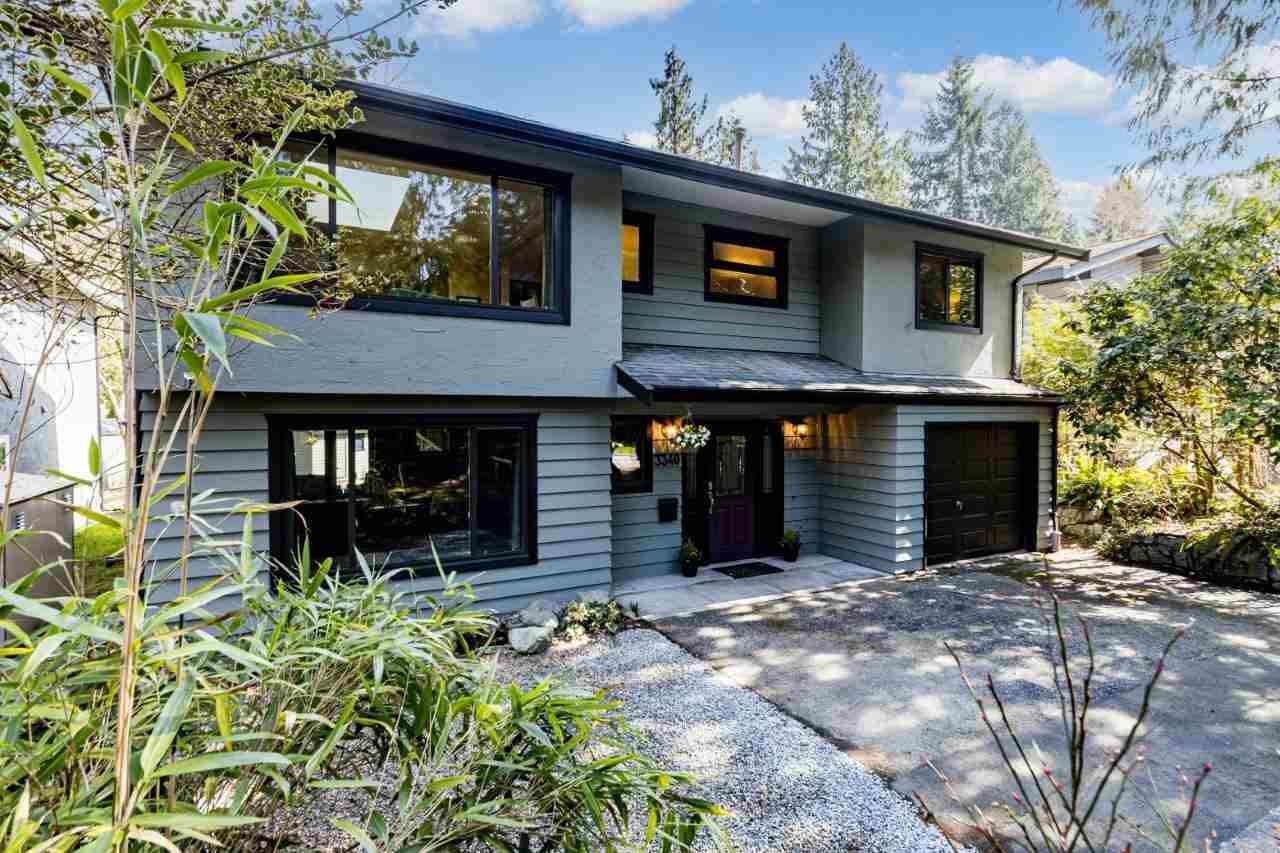 Main Photo: 3340 CHAUCER Avenue in North Vancouver: Lynn Valley House for sale : MLS®# R2561229