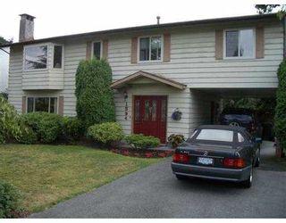 Photo 1: 1594 ST ALBERT Avenue in Port Coquitlam: Glenwood PQ House for sale : MLS®# V606736