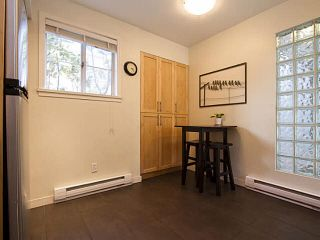 """Photo 12: 5 877 W 7TH Avenue in Vancouver: Fairview VW Townhouse for sale in """"Emerald Court"""" (Vancouver West)  : MLS®# V1119210"""
