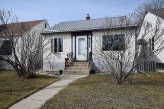 Photo 1: 336 Henderson Highway in Winnipeg: East Kildonan Residential for sale (3A)  : MLS®# 202107929