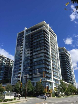 """Photo 1: 1407 1320 CHESTERFIELD Avenue in North Vancouver: Central Lonsdale Condo for sale in """"THE VISTA"""" : MLS®# R2108506"""