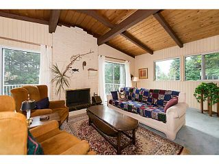 """Photo 3: 4220 CLIFFMONT Road in North Vancouver: Deep Cove House for sale in """"Deep Cove"""" : MLS®# V1081027"""