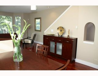 """Photo 6: 852 W 15TH Avenue in Vancouver: Fairview VW Townhouse for sale in """"REDBRICKS"""" (Vancouver West)  : MLS®# V790178"""