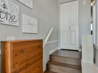 """Photo 4: 46 7179 201 Street in Langley: Willoughby Heights Townhouse for sale in """"DENIM"""" : MLS®# R2446590"""
