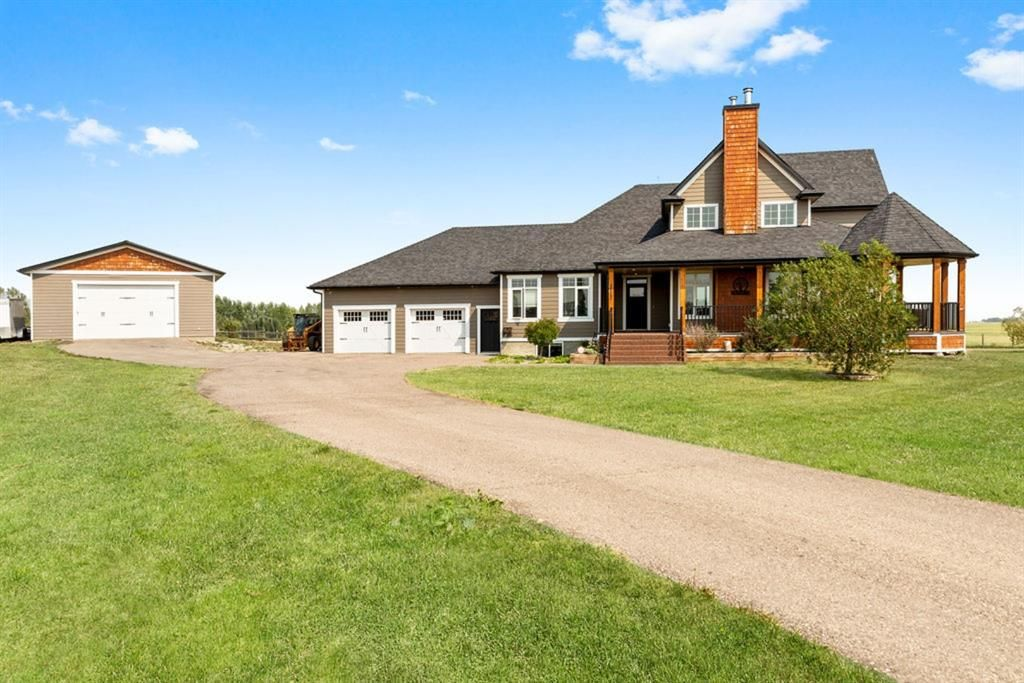 Main Photo: 283130 Serenity Place in Rural Rocky View County: Rural Rocky View MD Detached for sale : MLS®# A1140326