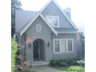 Photo 1: 3692 W 37TH Avenue in Vancouver: Dunbar House for sale (Vancouver West)  : MLS®# V850252