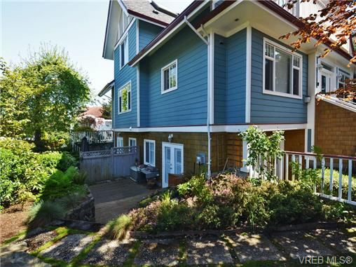 Photo 15: Photos: 2 225 Vancouver St in VICTORIA: Vi Fairfield West Row/Townhouse for sale (Victoria)  : MLS®# 699891