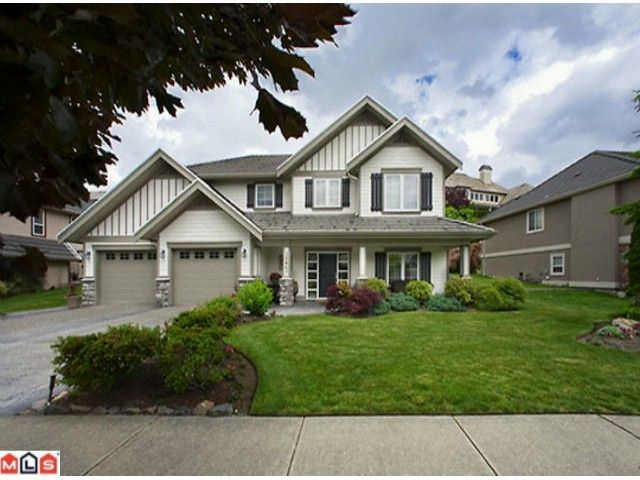 "Main Photo: 35461 JADE Drive in Abbotsford: Abbotsford East House for sale in ""Eagle Mountain"" : MLS®# F1117741"