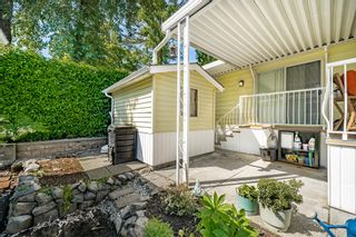 """Photo 38: 2 13507 81 Avenue in Surrey: Queen Mary Park Surrey Manufactured Home for sale in """"Park Boulevard Estates"""" : MLS®# R2460822"""