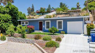 Photo 1: LA MESA House for sale : 2 bedrooms : 4291 Harbinson Ave