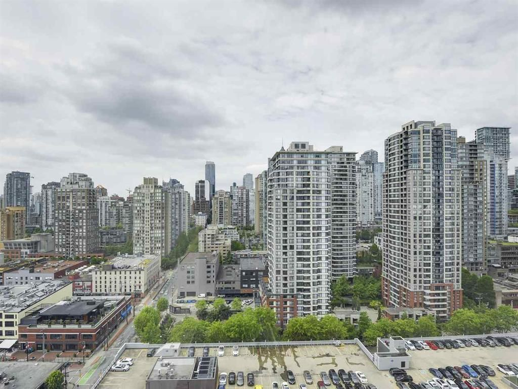 Main Photo: 2304 950 CAMBIE Street in VANCOUVER: Yaletown Condo for sale (Vancouver West)  : MLS®# R2172794